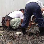 矢巾町で新築工事が始まります。